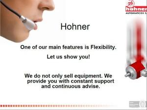 Hohner Training