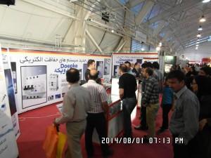 تصاویر حضور شرکت اتصالات کابل آریا در دهمین نمایشگاه تخصصی صنعت برق شیراز مرداد 93