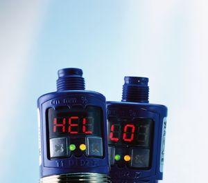 ultrasonic mic LED سنسور التراسونیک